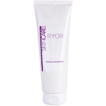 Fotografie RYOR Skin Care pleťová maska s kaolinem 250 ml