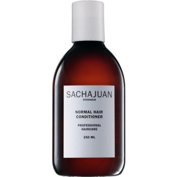 Sachajuan Cleanse and Care balsam pentru volum și rezistanță