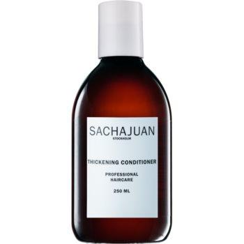 Sachajuan Cleanse and Care Balsam pentru ingroșare
