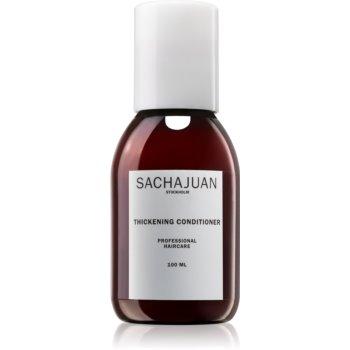 Sachajuan Thickening Balsam pentru ingroșare pentru păr cu volum
