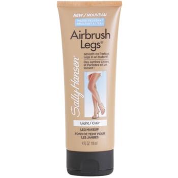 Sally Hansen Airbrush Legs crema tonifianta pentru picioare