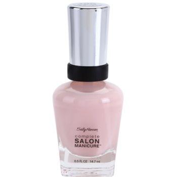 Sally Hansen Complete Salon Manicure wzmacniający lakier do paznokci