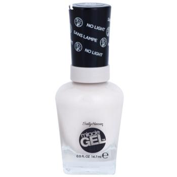 Sally Hansen Miracle Gel™ gel de unghii fara utilizarea UV sau lampa LED culoare 430 Créme de la Créme 14,7 ml