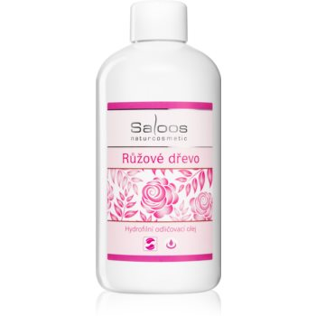 Saloos Make-up Removal Oil ulei demachiant din lemn de trandafir poza noua