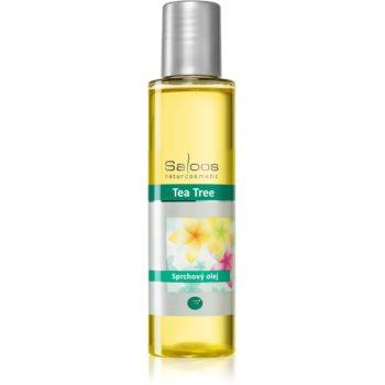 Saloos Shower Oil ulei de duș din arbore de ceai poza noua
