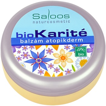 Saloos Bio Karité balsam Atopikderm