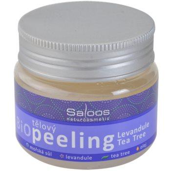 Saloos Bio Peeling Körperpeeling 1