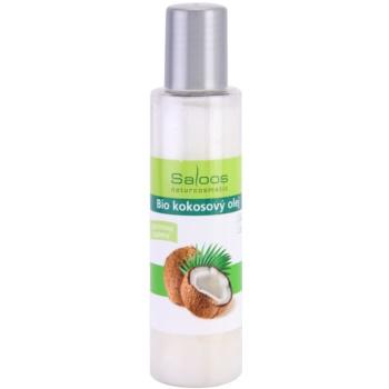 Saloos Bio Coconut Oil olejek kokosowy dla skóry suchej i wrażliwej