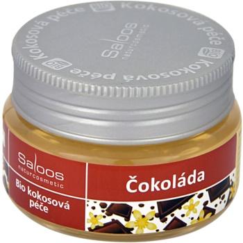 Saloos Bio Coconut Care cremă de corp Caffe Latte, din cocos bio