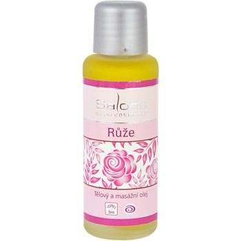 Saloos Bio Body and Massage Oils ulei de corp pentru masaj Trandafir