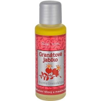 Saloos Bio Wellness tělový a masážní olej granátové jablko 50 ml