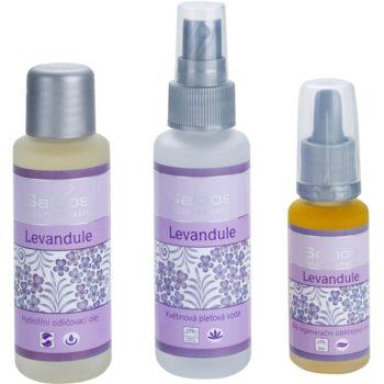 Saloos Face Care Set set cosmetice Lavender II. 1
