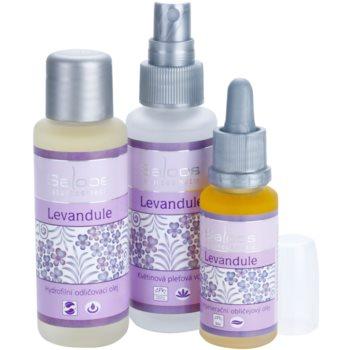 Saloos Face Care Set set cosmetice Lavender II. 2