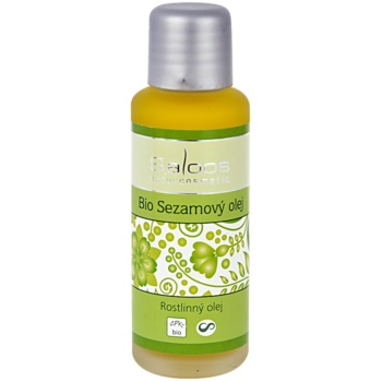 Saloos Oils Bio Cold Pressed Oils ulei de susan bio   50 ml