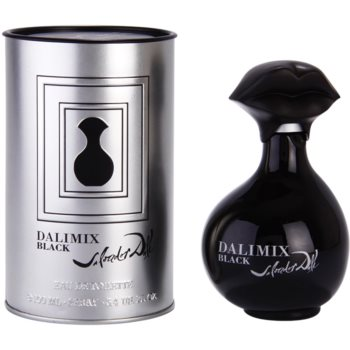 Salvador Dali Dalimix Black Eau de Toilette for Women