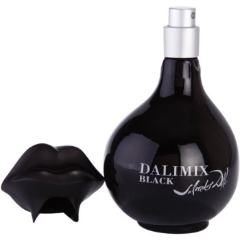 Salvador Dali Dalimix Black Eau de Toilette for Women 3