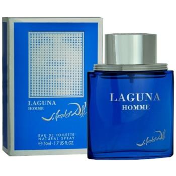 Salvador Dali Laguna Homme eau de toilette pentru barbati 50 ml