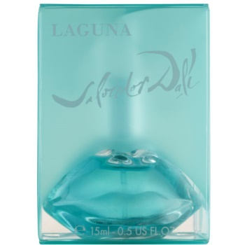 Salvador Dali Laguna Eau de Toilette pentru femei 15 ml
