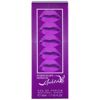 Salvador Dali Purplelips Sensual парфюмна вода за жени 4