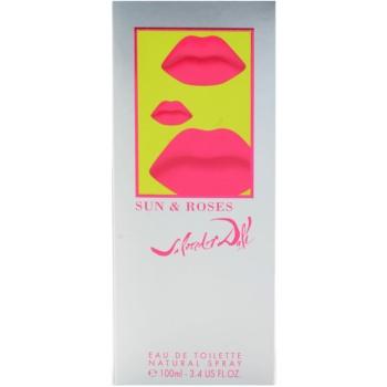 Salvador Dali Sun & Roses Eau de Toilette pentru femei 4