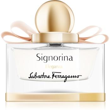 Salvatore Ferragamo Signorina Eleganza Eau De Parfum pentru femei 30 ml