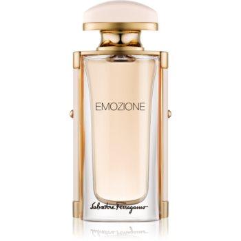 Salvatore Ferragamo Emozione Eau De Parfum pentru femei 30 ml