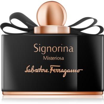 Salvatore Ferragamo Signorina Misteriosa eau de parfum pentru femei 100 ml