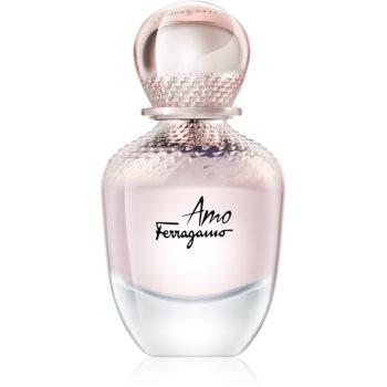 Salvatore Ferragamo Amo Ferragamo Eau de Parfum pentru femei imagine