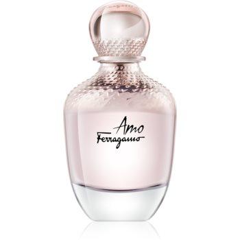Salvatore Ferragamo Amo Ferragamo Eau de Parfum pentru femei imagine produs