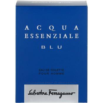 Salvatore Ferragamo Acqua Essenziale Blu toaletna voda za moške 4