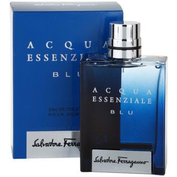 Salvatore Ferragamo Acqua Essenziale Blu toaletna voda za moške 1
