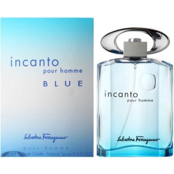 Salvatore Ferragamo Incanto Blue Eau de Toilette für Herren