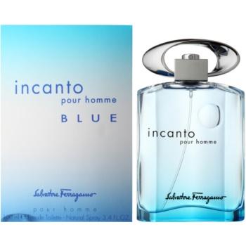 Salvatore Ferragamo Incanto Blue Eau de Toilette para homens