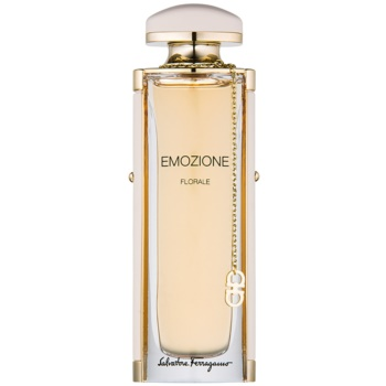 Salvatore Ferragamo Emozione Florale eau de parfum pentru femei 92 ml