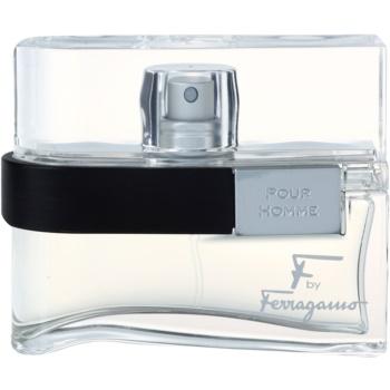 poze cu Salvatore Ferragamo F by Ferragamo Pour Homme Eau de Toilette pentru barbati 30 ml