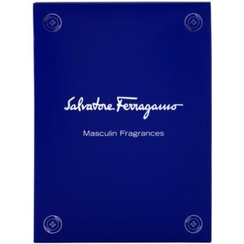 Salvatore Ferragamo Masculin Fragrances подарунковий набір 3