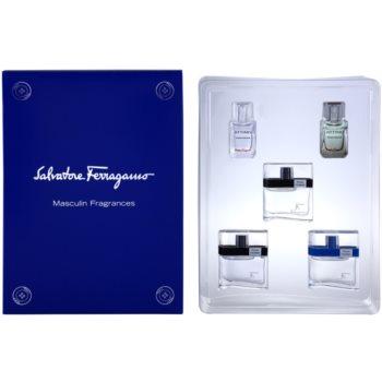 Salvatore Ferragamo Masculin Fragrances подарунковий набір 1