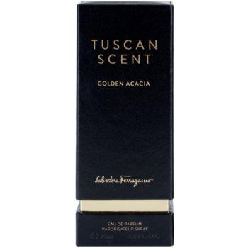 Salvatore Ferragamo Tuscan Scent: Golden Acacia парфюмна вода унисекс 4
