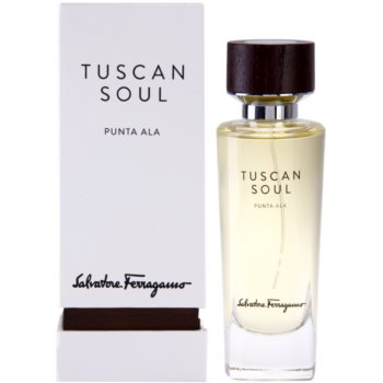 Salvatore Ferragamo Tuscan Soul Quintessential Collection: Punta Ala Eau de Toilette unisex