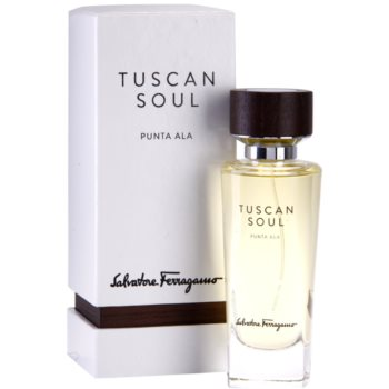 Salvatore Ferragamo Tuscan Soul Quintessential Collection: Punta Ala Eau de Toilette unisex 1