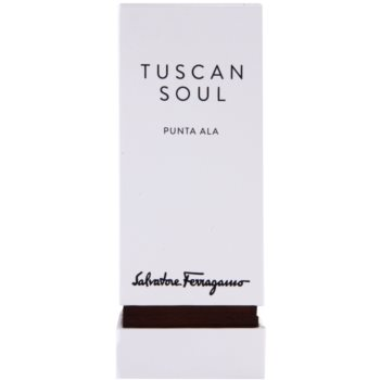 Salvatore Ferragamo Tuscan Soul Quintessential Collection: Punta Ala Eau de Toilette unisex 4