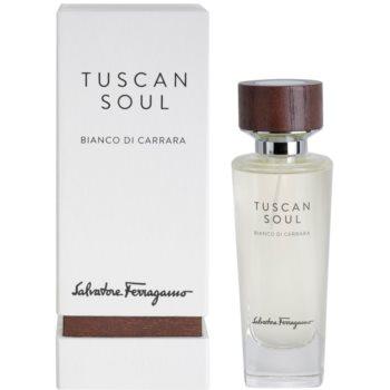 Salvatore Ferragamo Tuscan Soul Quintessential Collection: Bianco Di Carrara тоалетна вода унисекс