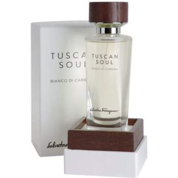 Salvatore Ferragamo Tuscan Soul Quintessential Collection: Bianco Di Carrara Eau de Toilette unisex 1