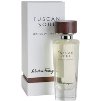 Salvatore Ferragamo Tuscan Soul Quintessential Collection: Bianco Di Carrara Eau de Toilette unisex 2