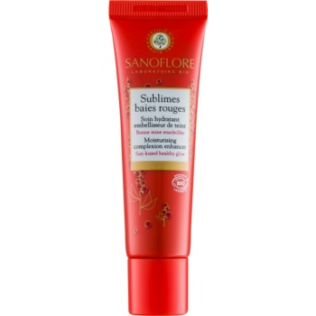 Sanoflore Sublimes baies rouges crema hidratanta si tonifianta