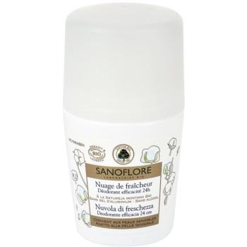 Sanoflore Déodorant Deodorant roll-on 24 de ore