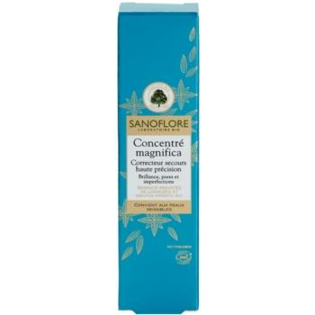 Sanoflore Magnifica Pflege gegen die Unvollkommenheiten der Haut 3