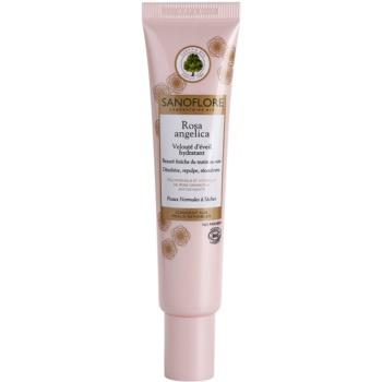 Sanoflore Rosa Angelica rozjasňující hydratační krém pro normální až suchou pleť 40 ml