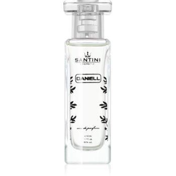 SANTINI Cosmetic Daniell eau de parfum pentru barbati 50 ml