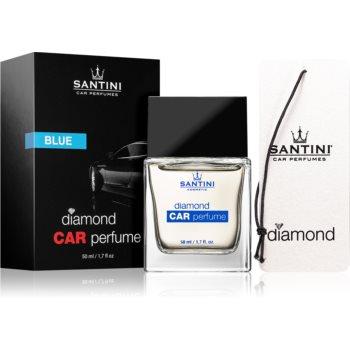SANTINI Cosmetic Diamond Blue parfum pentru masina